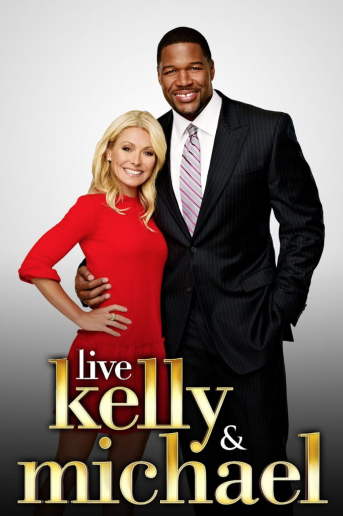 abc-live with kelly and michael