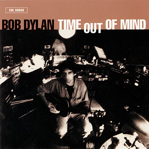 bob dylan time out of mind album cover