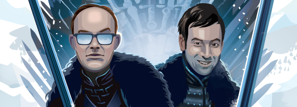 chris ryan (L)-andy greenwald-after the thrones-hbo