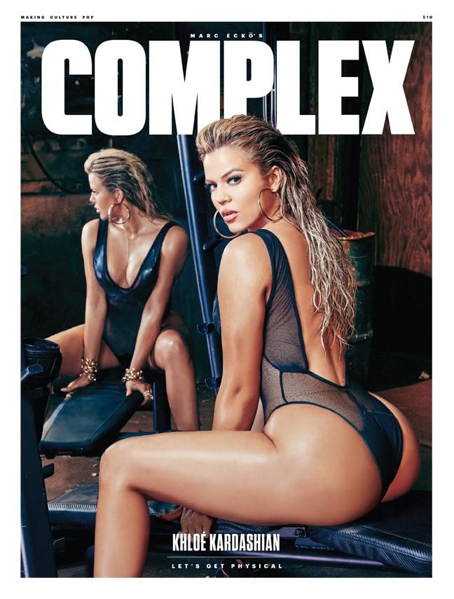 complex media cover khloe kardashian
