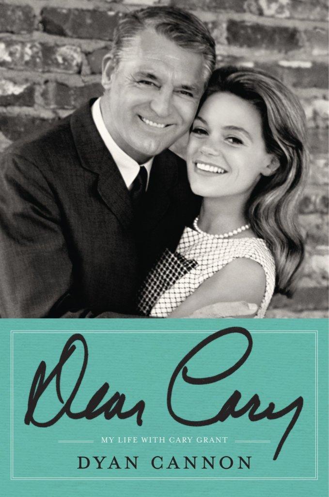 dear cary-book cover-cary grant-dyan cannon
