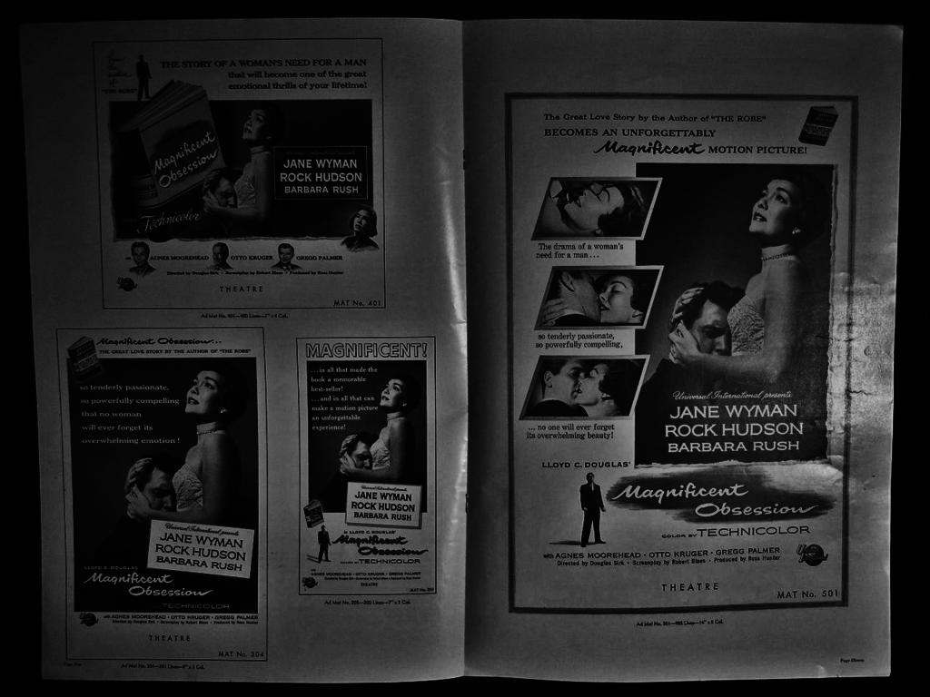 magnificent pressbook ad1