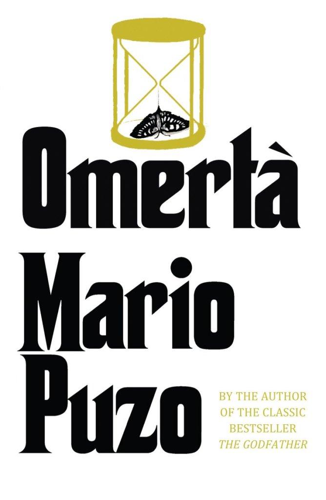 omerta book cover mario puzo