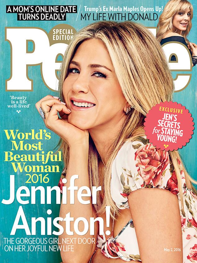 people magazine cover jennifer aniston 2016