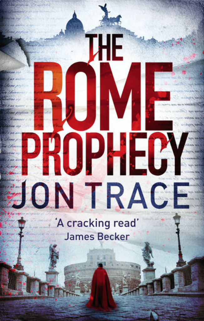rome prophecy book cover