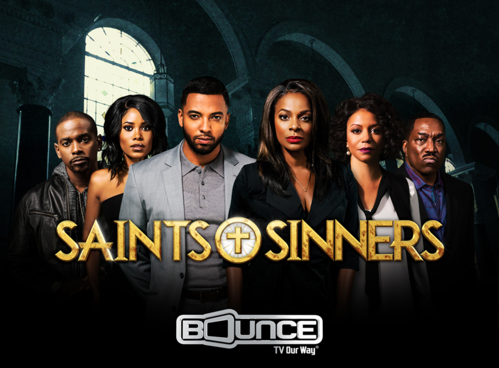 saints and sinners-bounce TV