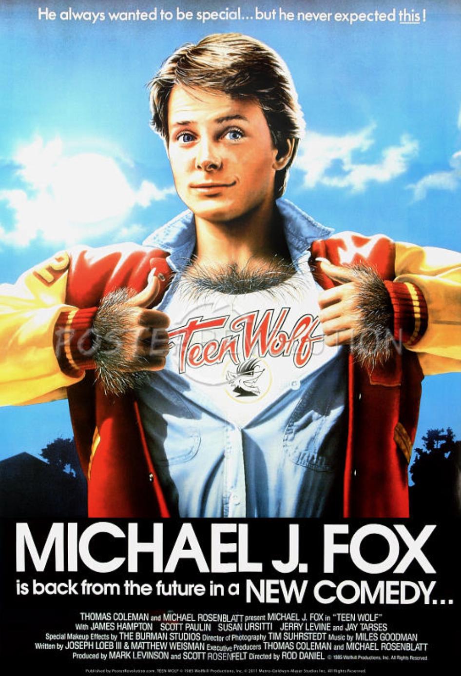 director behind michael j fox�s �teen wolf� dies tvweek