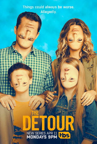 the detour season 1 tbs