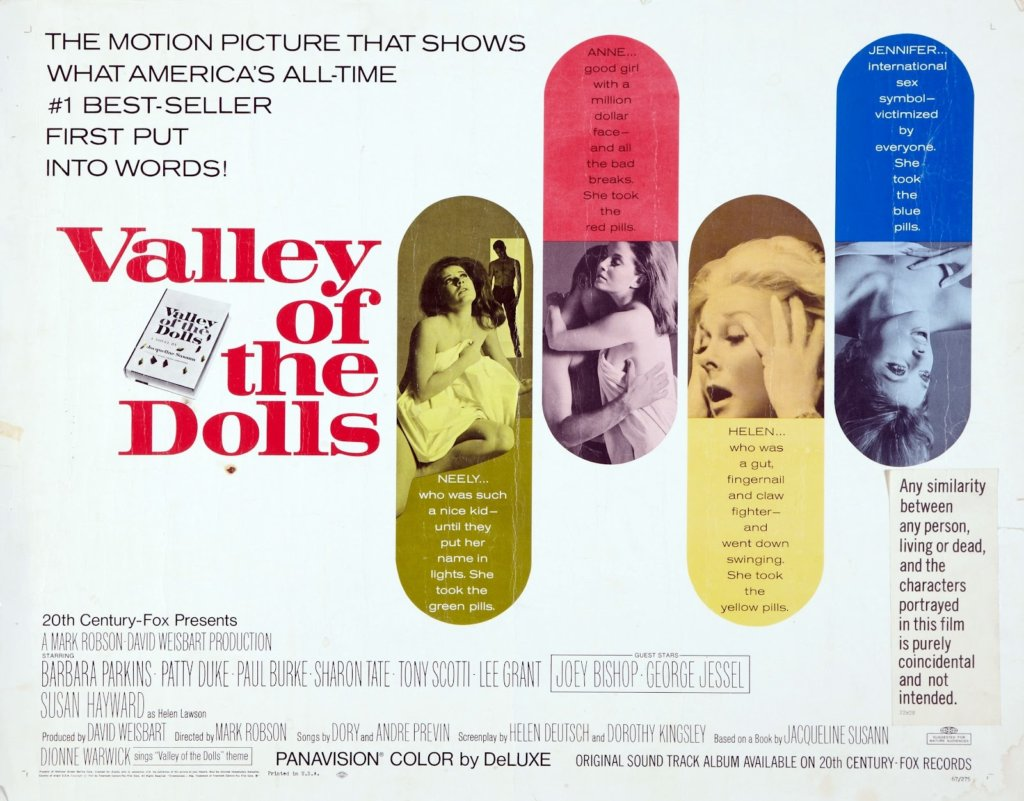 valley of the dolls-movie