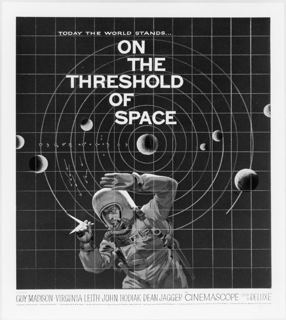 On The Threshold of Space3