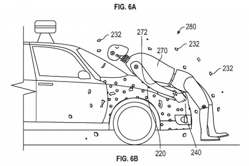 google-self-driving-car-US Patent and Trademark Office