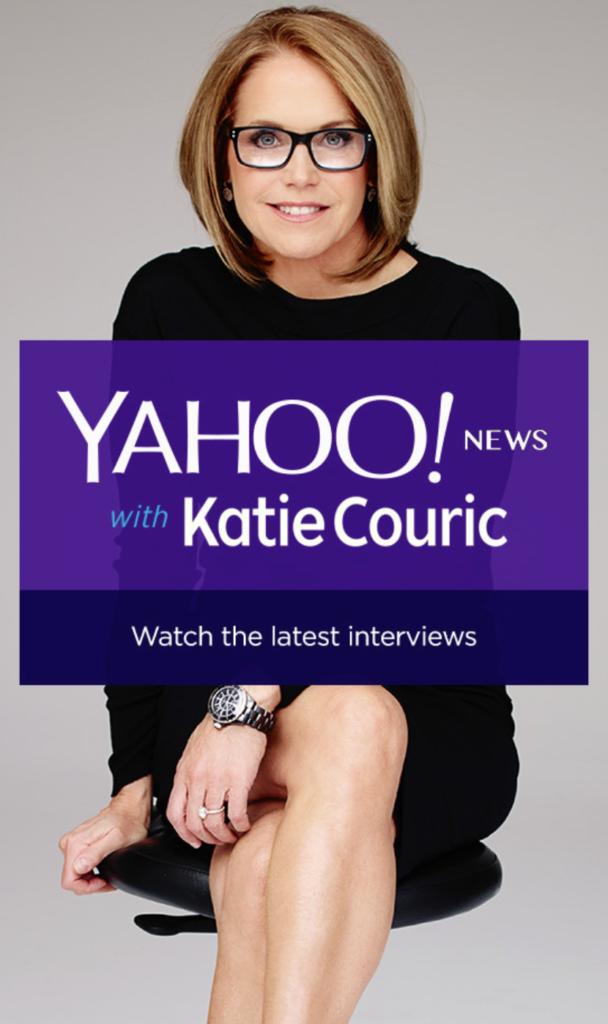 katie couric-yahoo news