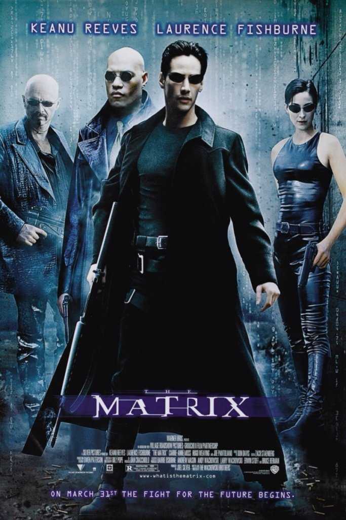 matrix-movie poster-keanu reeves