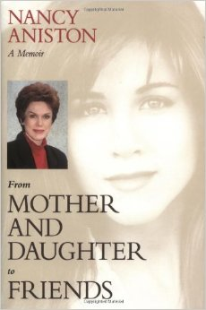nancy dow-nancy aniston-from mother and daughter to friends-book cover