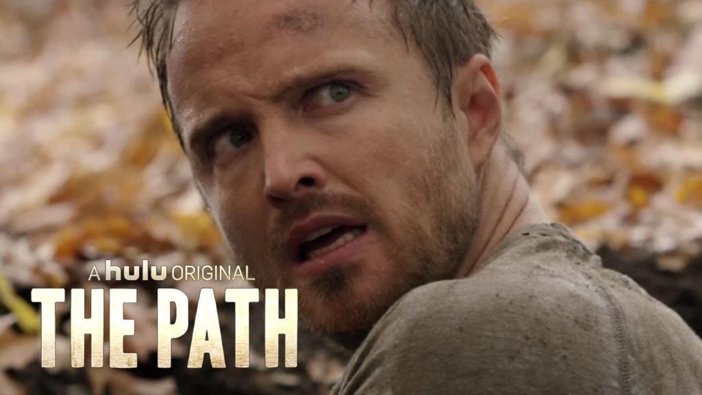 the path-aaron paul-hulu