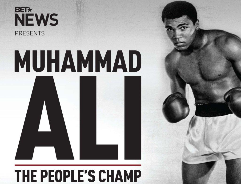 BET-Muhammad Ali the People's Champ
