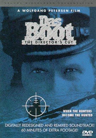 das boot dvd cover
