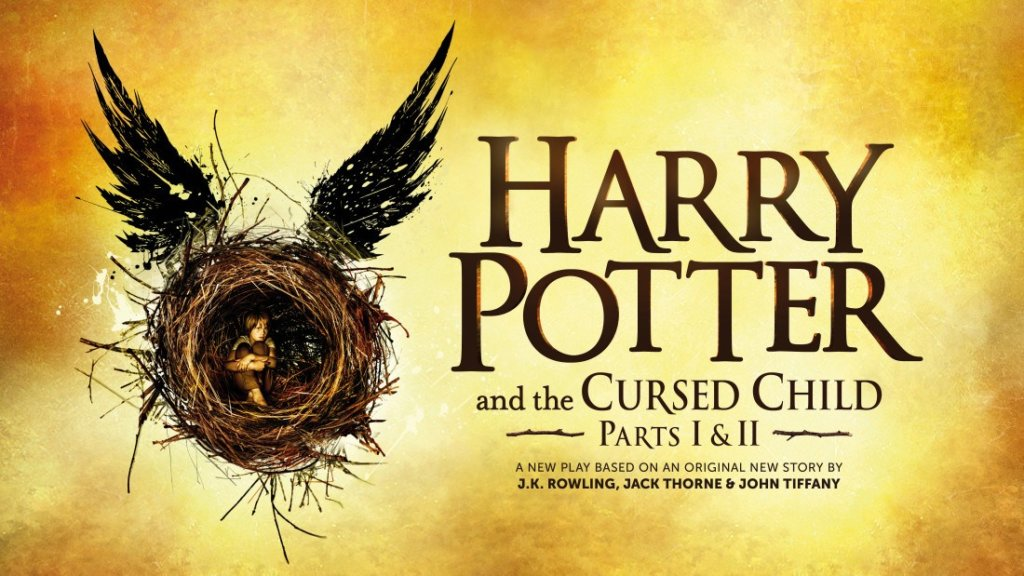 harry potter and the cursed child-play artwork