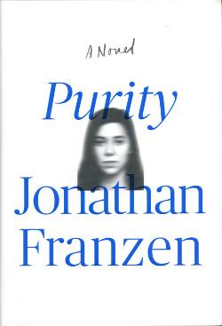 purity jonathan franzen book cover