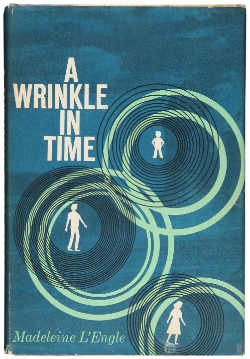 a wrinkle in time-madeleine l'engle-book cover
