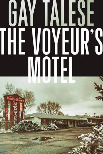 gay talese the voyeur's motel book cover