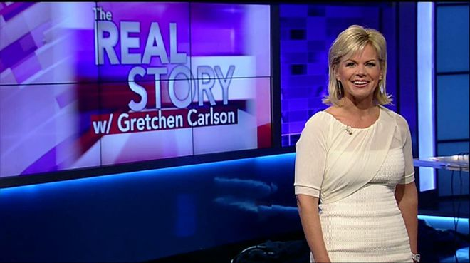 the real story with gretchen carlson-fox news
