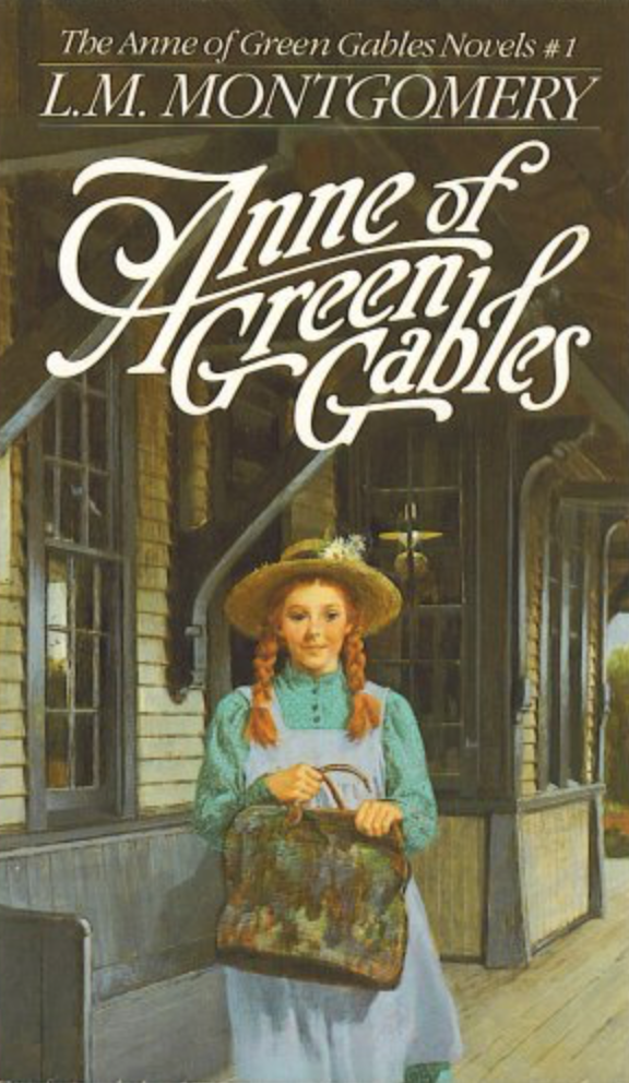 anne of green gables-book cover