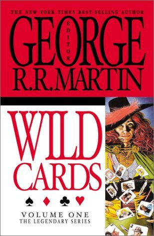 george r.r. martin-wild cards-book cover