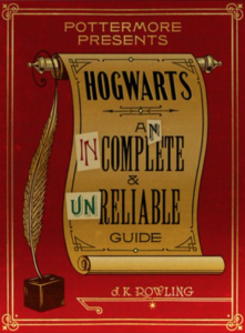 pottermore presents hogwarts