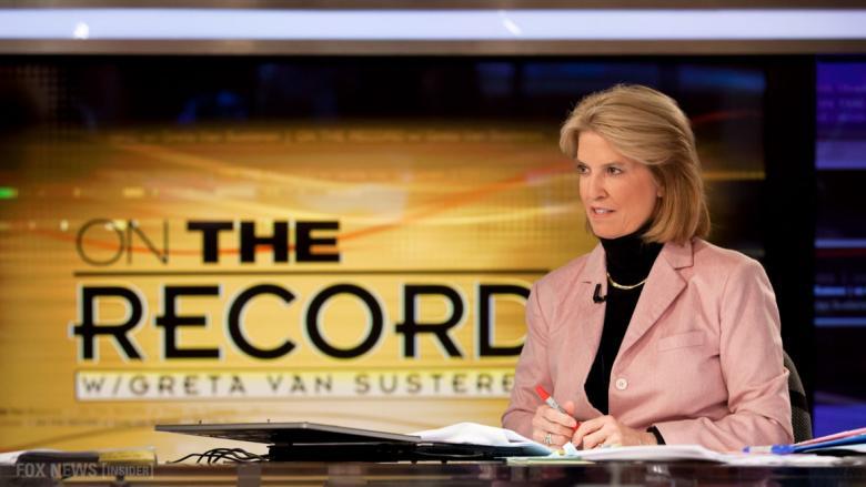 on the record greta van susteren fox news
