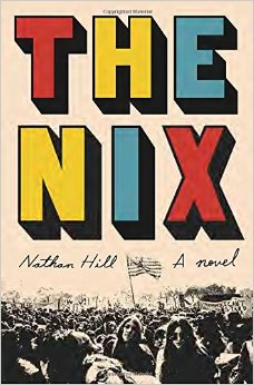 the nix nathan hill book cover