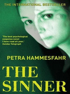 the sinner-petra hammesfahr-book cover