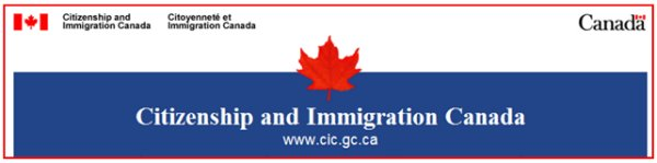 citizenship immigration canada Calling an immigration, refugees and citizenship canada (ircc, formerly cic) office from outside of canada is often a frustrating exercise that's because ircc does not want you contacting their call centre if you live outside of canada call centre agents may refuse to provide information if.