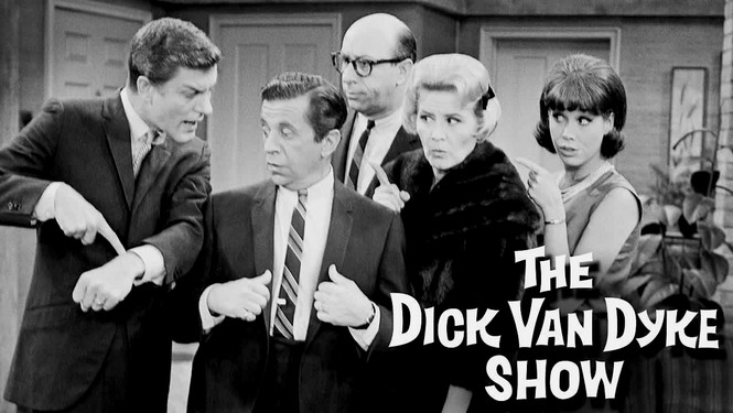 Sexy catchphrase of the dick van dyke show that