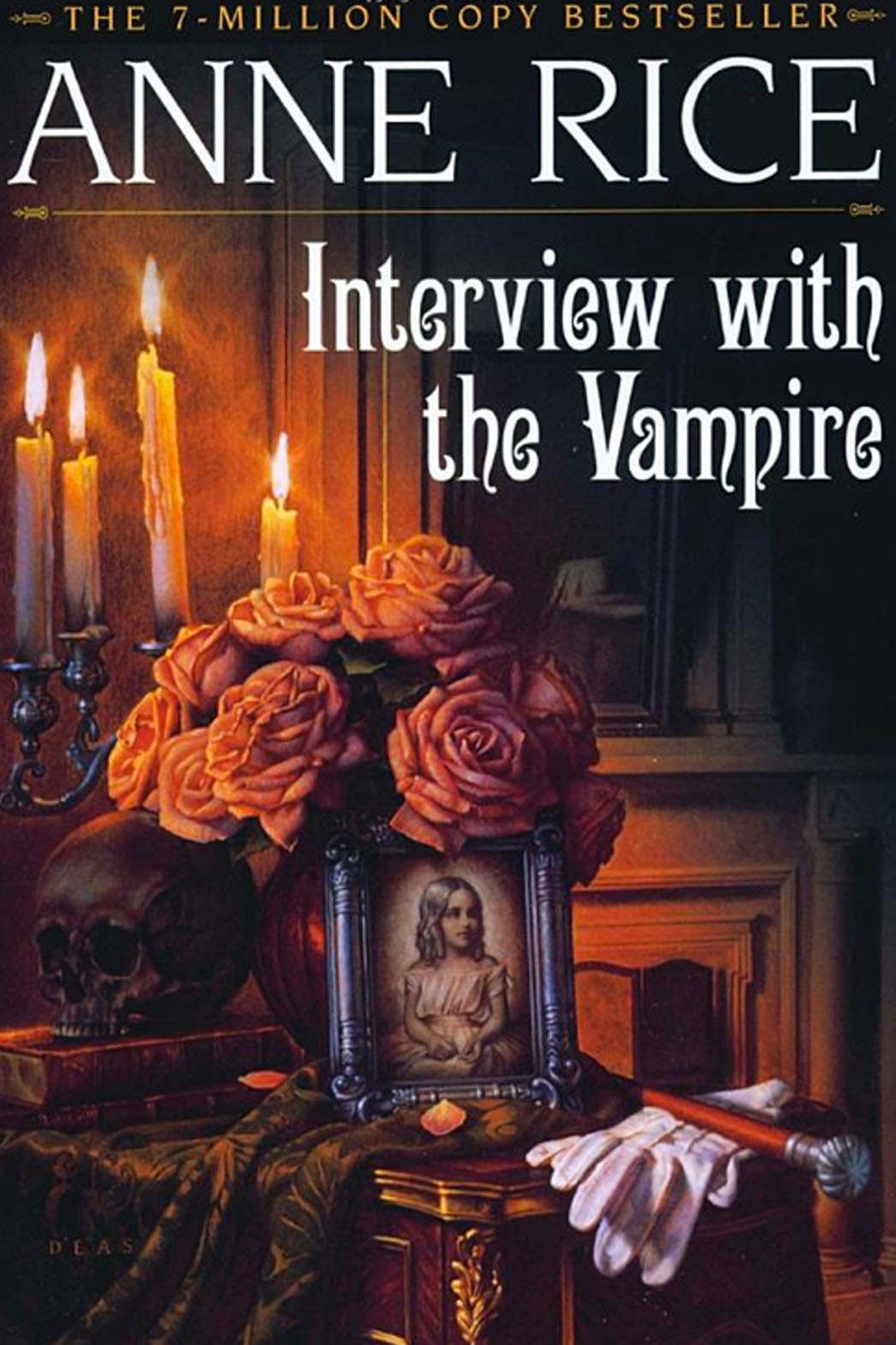 Book report on anne rice interview with a vampire
