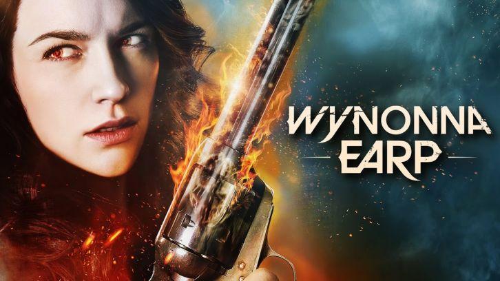 Syfy Wynonna Earp