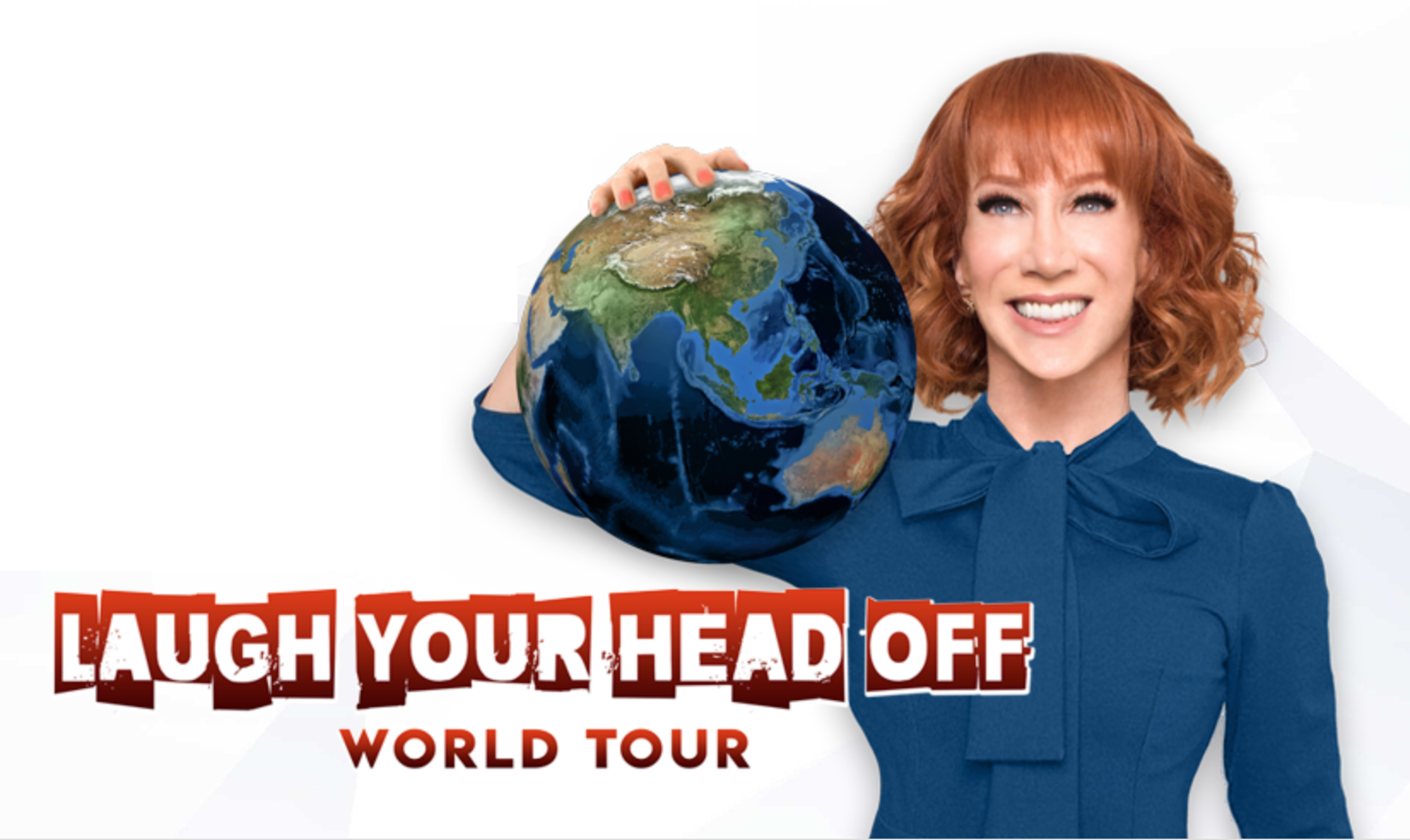 Elizabeth Ii Last Name Kathy Griffin Continues Her Comeback From Severed Trump