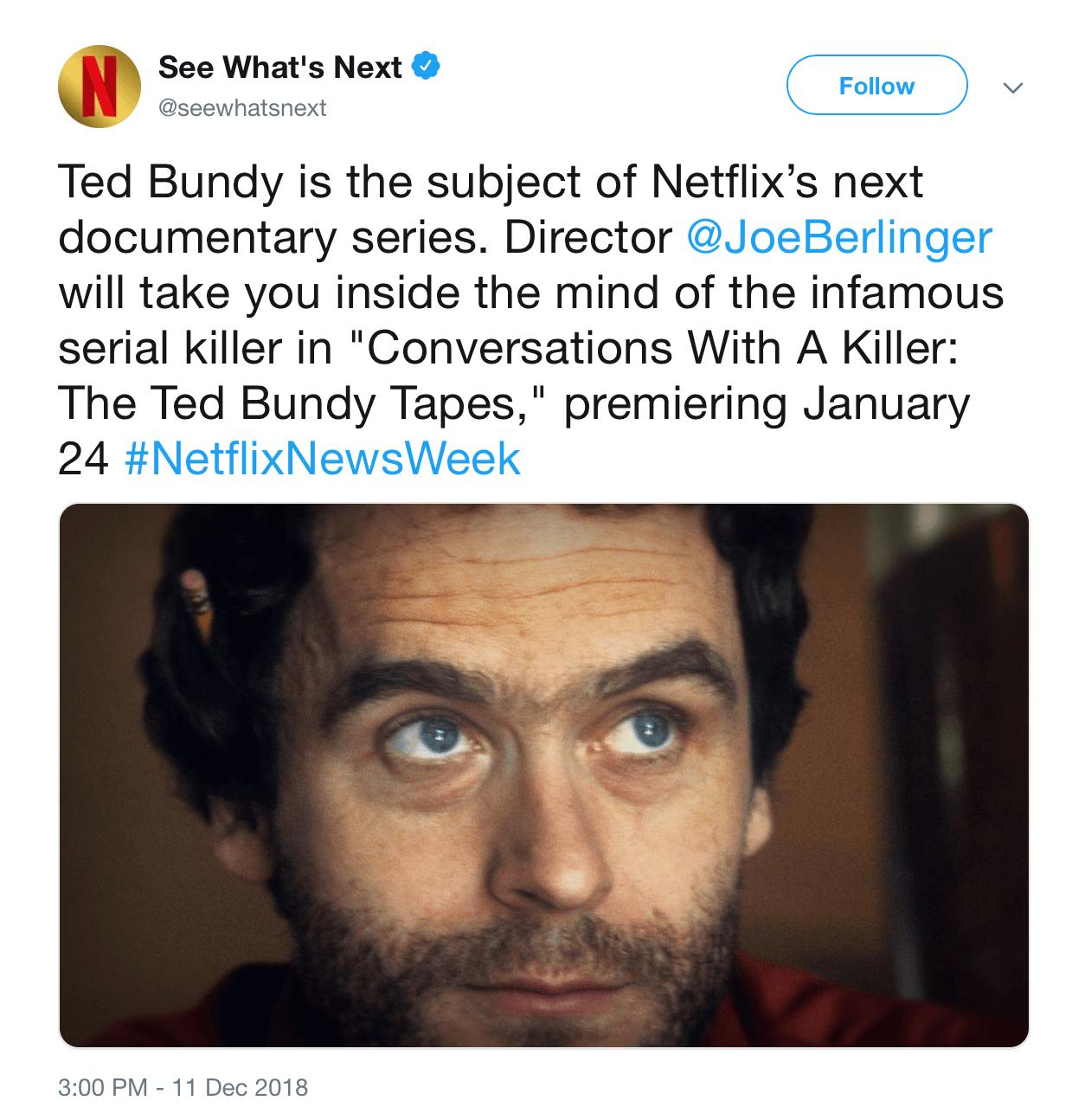 netflix closes in on a serial killer tvweek rh tvweek com