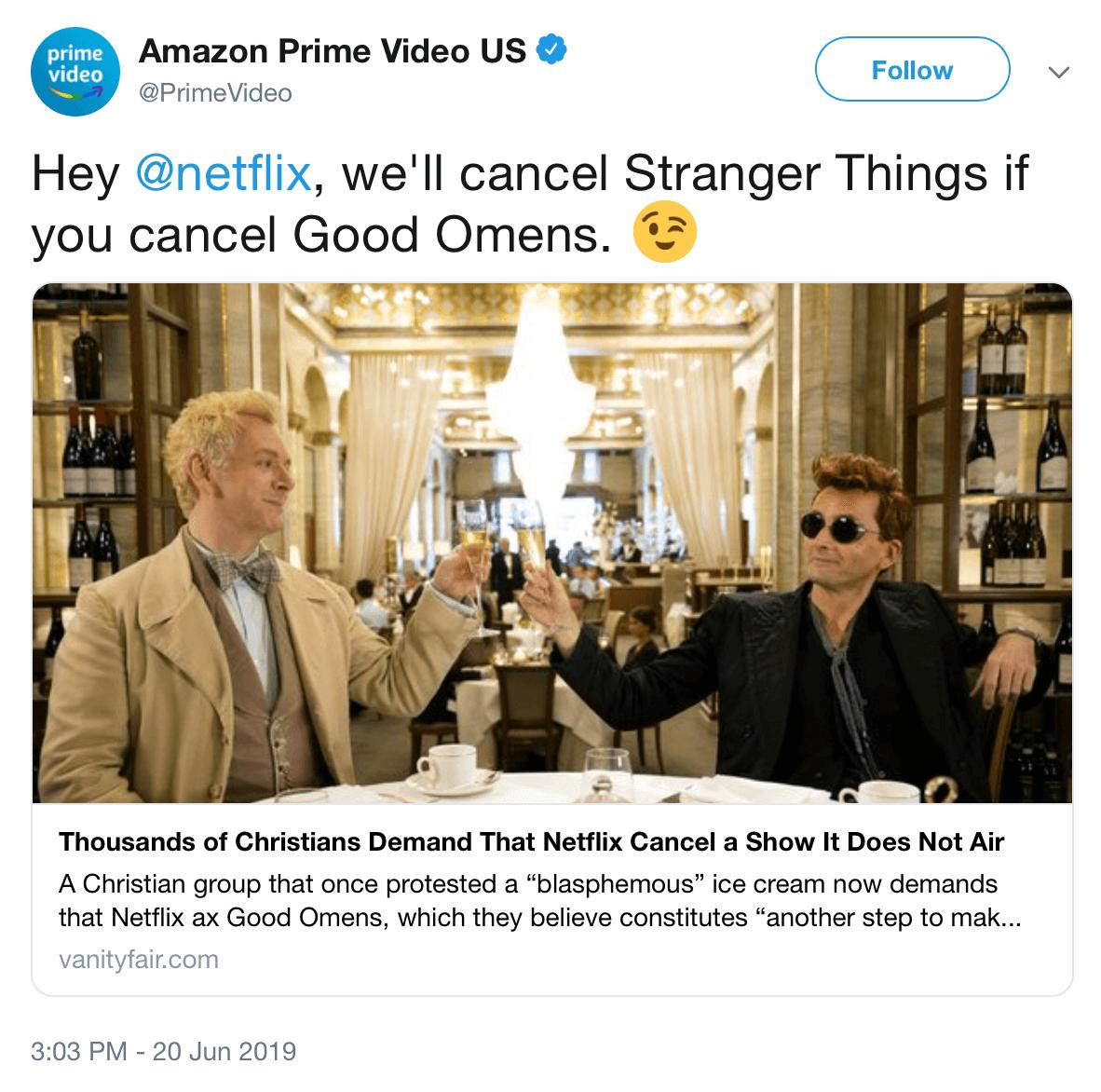 Good Omens Netflix