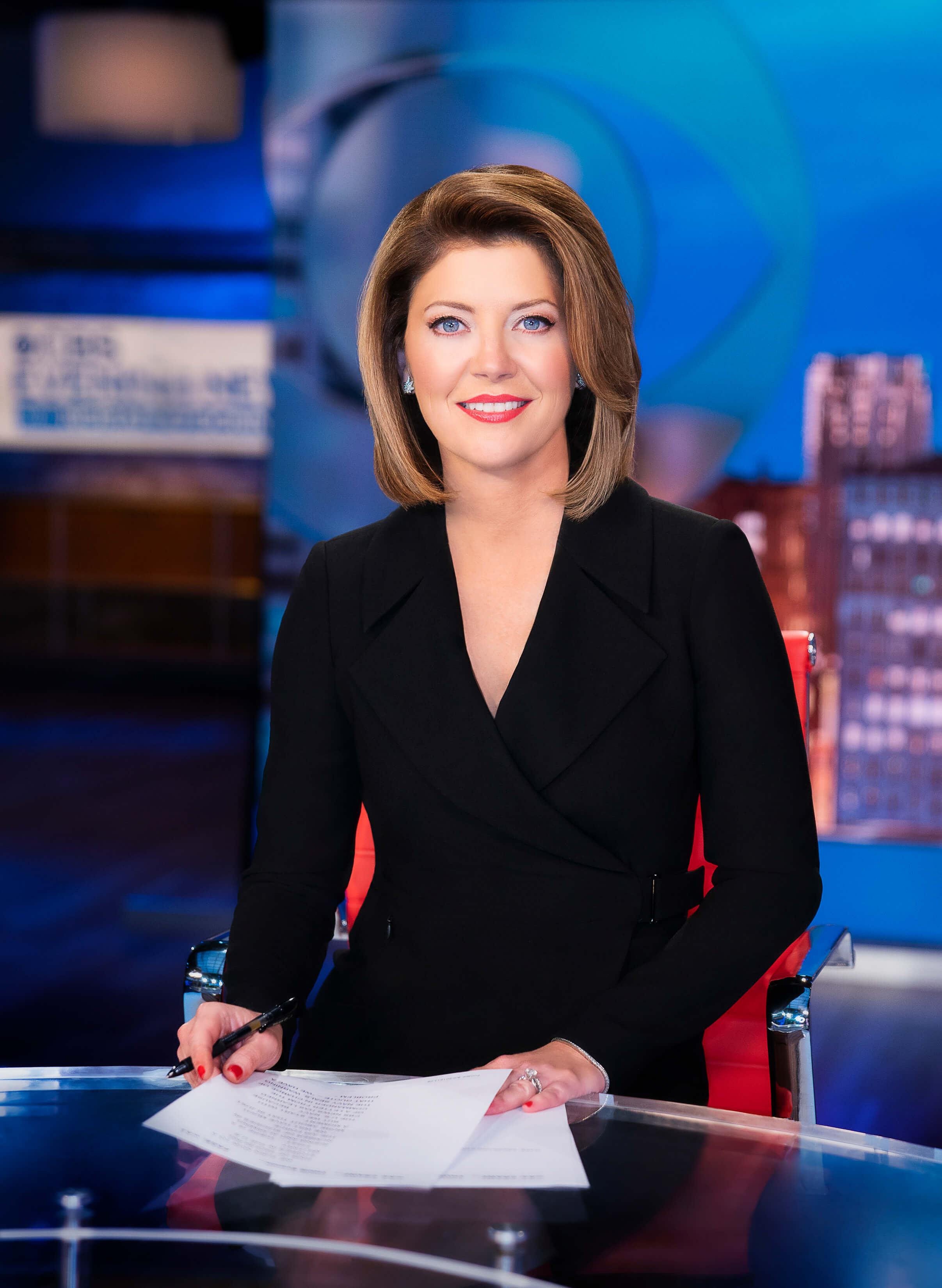 CBS's Norah O'Donnell on Her New Anchor Job and the 'Century